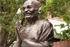 proposal introduced in us parliament to celebrate gandhi s 150th jayanti