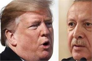 trump says us is taking a very tough stand against turkey