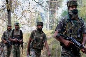 pak again fired in poonch army soldier injured