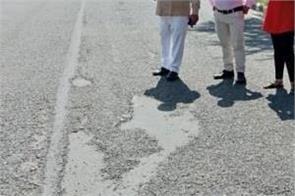 delhi roads will be pit free