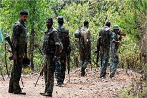 encounter in dantewada security forces killed a naxalite