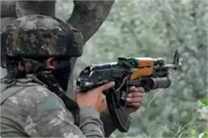 pak violates ceasefire again soldier injured