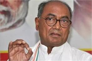 make a team of speakers ready to reach the views of congress digvijay singh