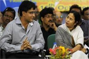 speculation about saurabh ganguly coming into politics