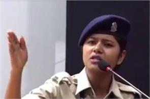 crpf woman constable video goes viral