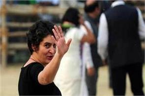 priyanka gandhi target to ravi shankar prasad