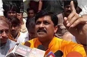 bjp mp s letter to yogi after pushpendra yadav encounter