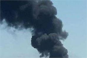 iranian tanker blows bomb near saudi port