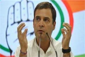 modi government has no plans to overcome economic plight rahul