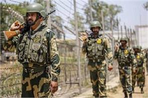 pakistan hand over body bsf immersed river international border