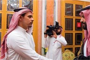 jamal khashogi s son defends saudi arabia