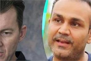 i will beat brett lee if he comes in front of me sehwag