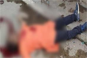 vhp leader shot dead mandsaur broad daylight police engaged investigation