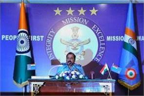 air force capable of eliminating terrorists sitting inside pak air chief