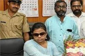 pranjal patil india first visually challenged woman ias officer