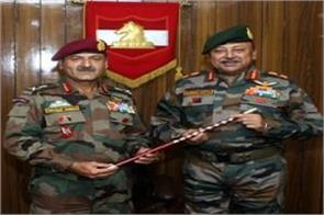 lieutenant general harsh gupta takes charge command of white knight corps