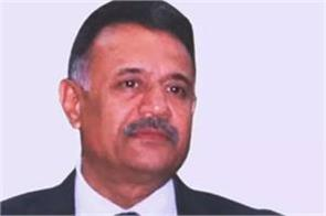 justice jha will hold the post of cj of punjab haryana high court
