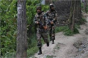 jammu and kashmir terrorist attack on patrolling team in pulwama no casualties