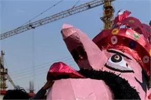 the end of ravana is cut off by the nose six months before