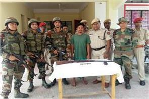 army assam police and crpf arrested bodoland cadre