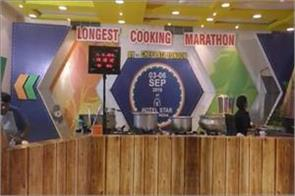 chef lata tandon of mp made longest cooking guinness world record