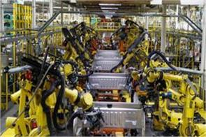 industrial production down 1 1 in august