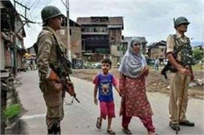 restrictions removed some parts srinagar how are conditions valley