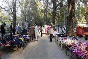 weekly market opened in srinagar life affected in the valley
