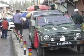 militants shot shopkeepers in baramula search operation started