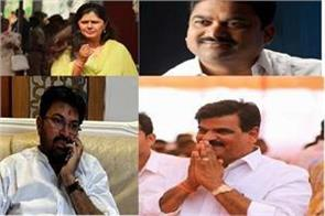 8 ministers of fadnavis government could not save their seats