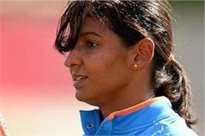 harmanpreet became the first indian to play 100 t20 internationals