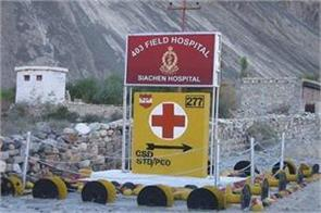 siachen hospital gets first oxygen plant