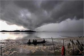 monsoon will return from october 10 after a delay of about a month imd