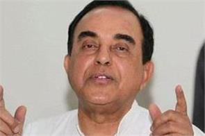 never before has there been such peace in kashmir valley swamy