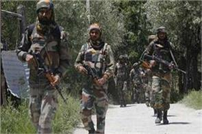 a terrorist was killed in an encounter with security forces in pulwama