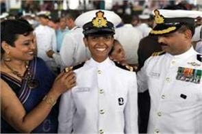 lieutenant shivangi will take command on december 2