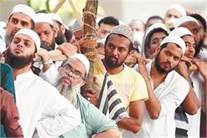 99 percent of people in india have converted to islam
