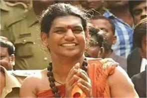 gujrat police claim  swayambhu baba nityanand fled the country