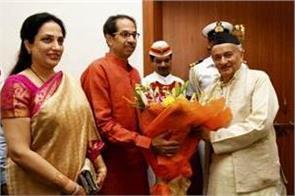 thackeray raj uddhav sworn in as chief minister in maharashtra