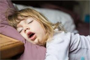 mouth breathing can be dangerous for children