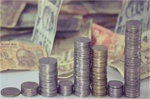 rupee gains 4 paise opens at 71 44 level