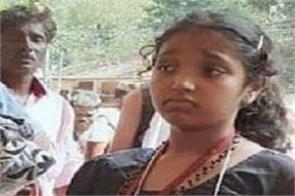9 year old girl gave message in sabarimala temple