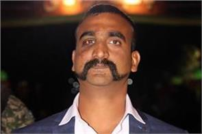 pakistan imposed statue of wing commander abhinandan in his museum
