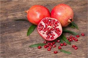 kandhari pomegranate is hit by pests and export crisis