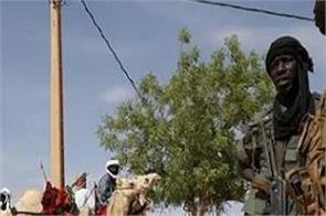 mali terrorist attack soldier