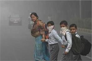 74 percent of parents want smog break in schools in delhi ncr