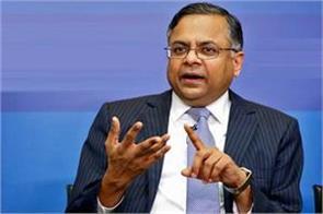 n chandrasekaran of tata group will consider to buy air india