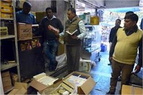 shopkeeper sells fake foreign cigarettes