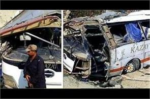 9 pak navy personnel killed 29 others injured in bus accident
