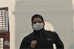 delhi ncr has some improvement in its air